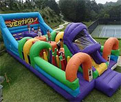 Inflatable Jungle Gym